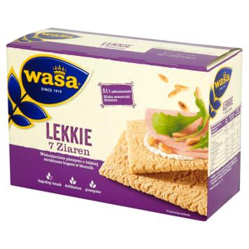 Pieczywo lekkie 7 zbóż - Wasa. Lekka i smaczna alternatywa dla tradycyjnego chleba.