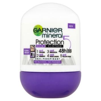 GARNIER Mineral Antyperspirant w kulce Protection 5 Floral Fresh 50ml