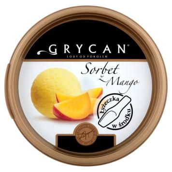 GRYCAN Sorbet z mango 125ml