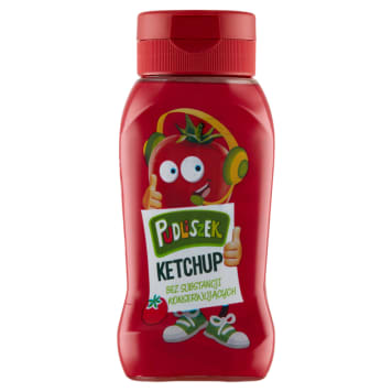 PUDLISZKI Pudliszek Ketchup dla dzieci 275g