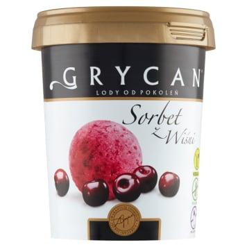 GRYCAN - sorbet z wiśni. Chłodna chwila przyjemności