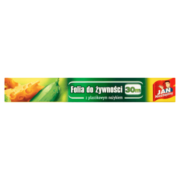 JAN NIEZBĘDNY Folia do żywności 30m 1szt