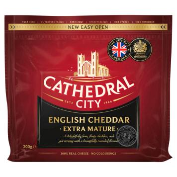 CATHEDRAL CITY Ser Cheddar Extra Mature - kawałek 200g