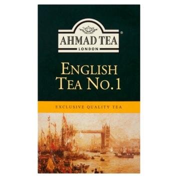 AHMAD TEA Herbata czarna liściasta English Tea No.1 100g