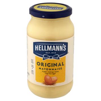 Majonez oryginalny, 420 ml – Hellmanns. Tradycyjny i znany smak.