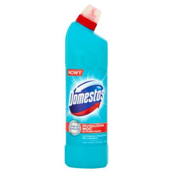 DOMESTOS Przedłużona Moc Płyn czyszcząco-dezynfekujący Atlantic Fresh 750ml