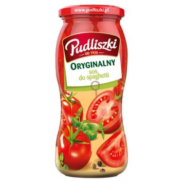 Pudliszki - Sos do spaghetti oryginalny. Smak prosto z Włoch.