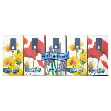 SOFT&EASY Chusteczki higieniczne 10x10 szt. 1szt
