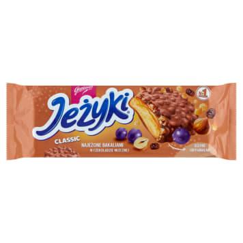Jeżyki - ciasteczka z bakaliami