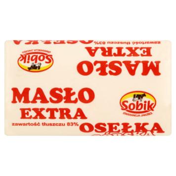SOBIK Osełka górska - masło extra 300g
