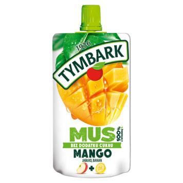 TYMBARK Mousse 100% mango apple banana 120g