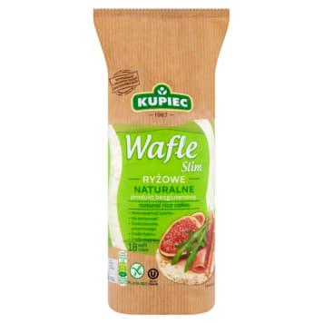 KUPIEC Wafle ryżowe tradycyjne Slim 90g