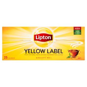 Herbata ekspresowa Yellow Label - Lipton