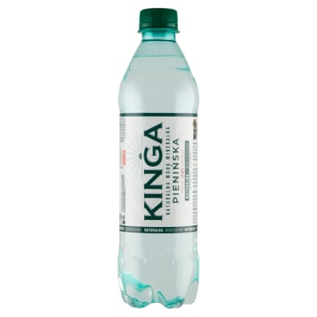 KINGA PIENIŃSKA Naturalna woda mineralna niskosodowa 500ml