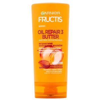 GARNIER FRUCTIS Oil Repair 3 Butter Odżywka wzmacniająca do włosów suchych 200ml