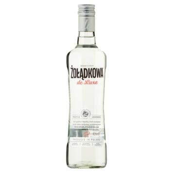 Wódka De Luxe - Żołądkowa. Wysokiej jakości wódka o neutralnym smaku.