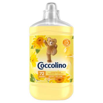COCCOLINO Płyn do płukania Happy Yellow 1.8l