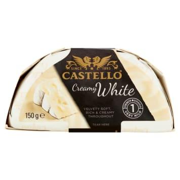 ARLA Castello Ser pleśniowy White 150g