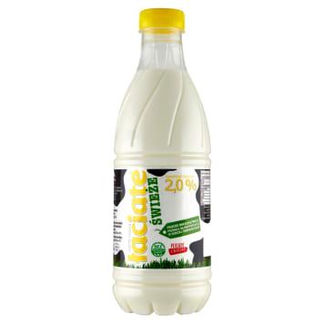 ŁACIATE Mleko 2% w butelce (świeże) 1l