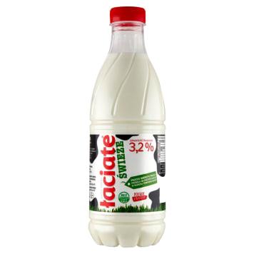 ŁACIATE Mleko 3,2% w butelce (świeże) 1l