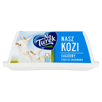 Ser Kozi - Naturek. Naturalny, polski smak.