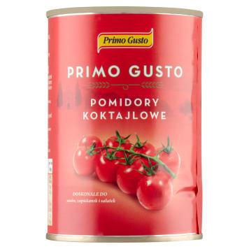 PRIMO GUSTO Pomidory koktajlowe 400g