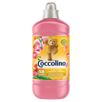 COCCOLINO Creations Płyn do płukania Honeysuckle & Sandalwood 1.45 l