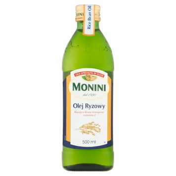 Olej ryżowy - Monini