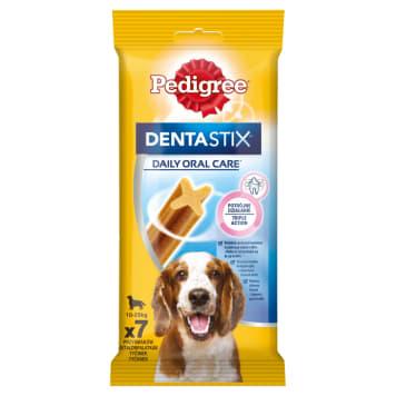 PEDIGREE DentaStix Średnie Rasy Przysmak dla Psów (7 sztuk) 180g