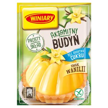 Budyń bez cukru o smaku waniliowym - Winiary