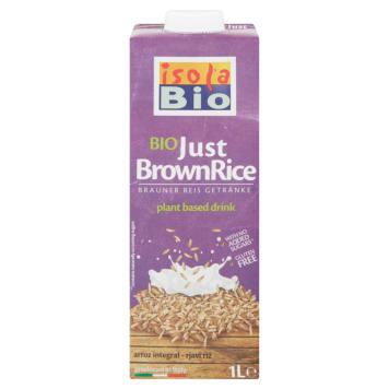 ISOLA BIO Napój z ryżu brązowego bezglutenowy BIO 1l