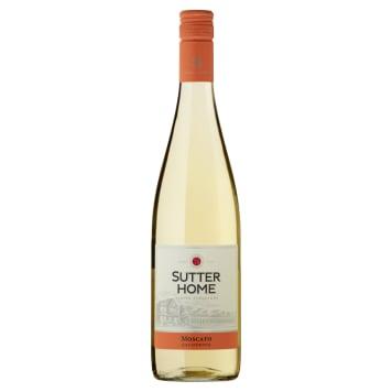 Kalifornijskie różowe wino Moscato - Sutter Home. To najlepsze wino na aperitif.