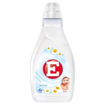 E Sensitive Koncentrat do płukania i zmiękczania tkanin 1l