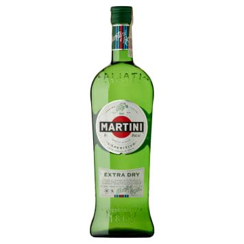 Martini Wermut to trunek, który najlepiej smakuje schłodzony.