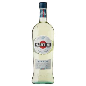 Biały wermut - Martini. Doskonałe połączenie słodkiego z gorzkim.