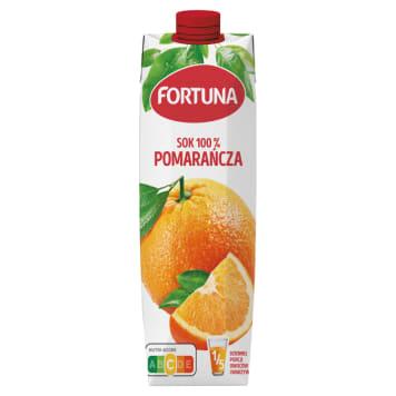 Sok pomarańczowy - Fortuna