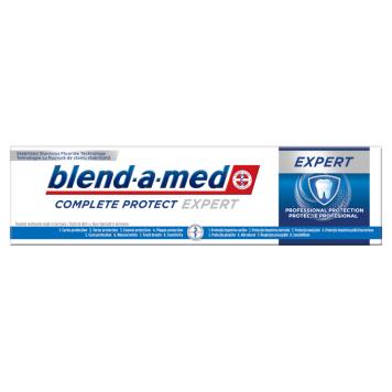 Kompleksowa pasta do zębów – Blend-a-med chroni zęby przed próchnicą i kamieniem nazębnym.
