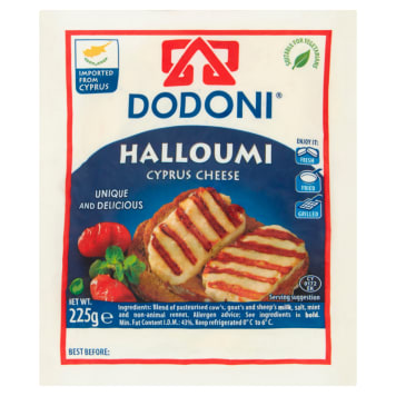 DODONI Ser Halloumi 225g