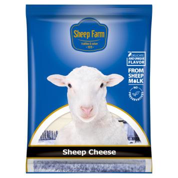 SHEEP FARM Ser owczy plastry 100g