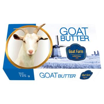 GOAT FARM Masło kozie 125g