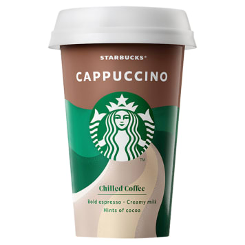 STARBUCKS Cappuccino 220ml
