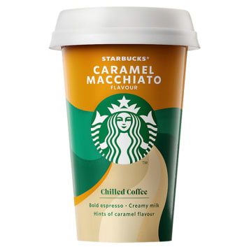 STARBUCKS Macchiato Caramel 220 ml