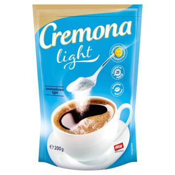 Śmietanka do kawy – Cremona Light, 200 g. Pyszny dodatek do kawy.