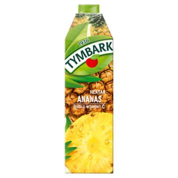 Tymbark – nektar ananasowy, 1000 ml. Jest smaczny i bogaty w składniki odżywcze.