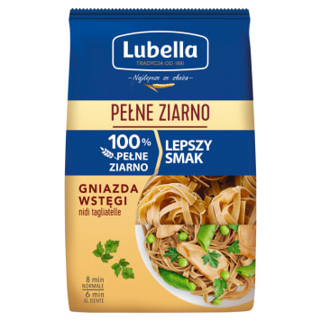 Makaron gniazda wstążki do potraw włoskich - Lubella