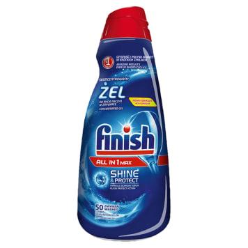 FINISH All in 1 Żel do zmywarek Max Shine & Protect 1l