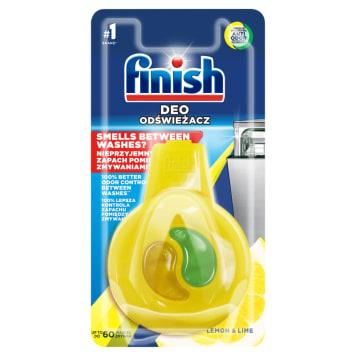 FINISH Odświeżacz Deo do zmywarek scent control Cytryna i Limonka 1szt