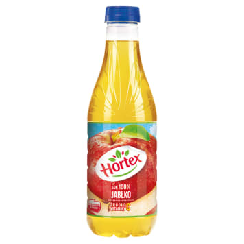 HORTEX Sok 100% Jabłko 1l