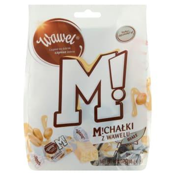WAWEL Cukierki w czekoladzie Michałki Białe 280g
