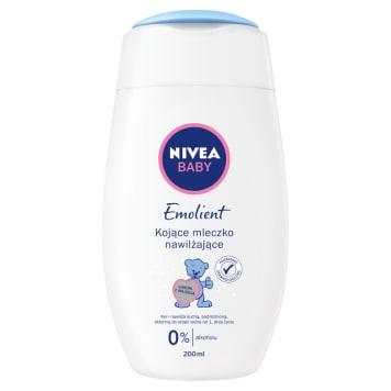 NIVEA Baby Nutri Sensitive Mleczko intensywnie nawilżające 200ml